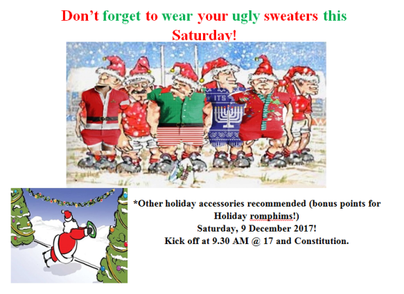 Ugly Sweater Rugby 2